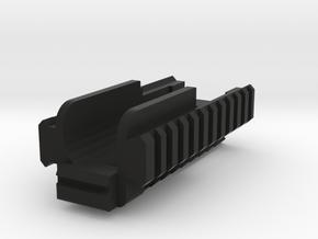 cz58 short rail with 3 rails MK6 in Black Natural Versatile Plastic