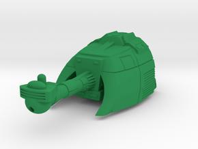 5k L-13F Fat man in Green Processed Versatile Plastic