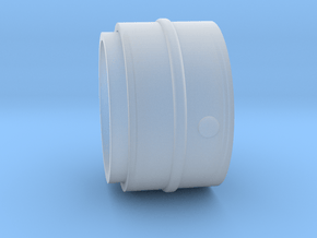 Avionics Section in Smooth Fine Detail Plastic