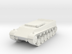 44M TAS Ammo Carrier 1/120 in White Natural Versatile Plastic