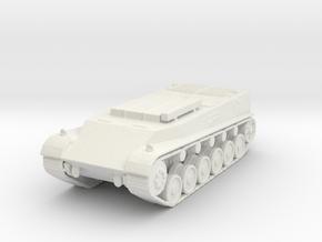 44M TAS Ammo Carrier 1/144 in White Natural Versatile Plastic