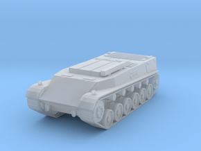 44M TAS Ammo Carrier 1/200 in Smooth Fine Detail Plastic