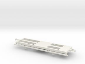 fourgon vivrais - chassis - Nm - 1-160 in White Natural Versatile Plastic
