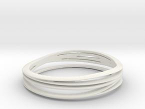 7-error-ring in White Natural Versatile Plastic