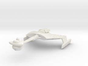 "Ktinga D7  6.2"" long in White Natural Versatile Plastic"
