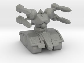 Moguera 2nd kaiju monster 65mm miniature games rpg in Gray PA12