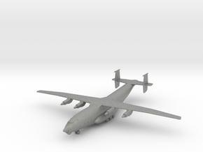An-22 w/Gear (CW) in Gray PA12: 1:700
