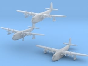 Short Empire Flying Boat Set in Smooth Fine Detail Plastic: 1:700