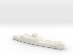 landing craft infantry lci large  l 351 1/1800 in White Natural Versatile Plastic