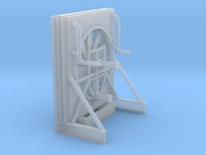 1/64th Radiator for TIER IV Hydraulic Fracturing  in Smooth Fine Detail Plastic