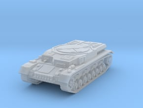 Munitionspanzer IV D 1/285 in Smooth Fine Detail Plastic