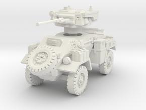 Humber Mk II 1/100 in White Natural Versatile Plastic