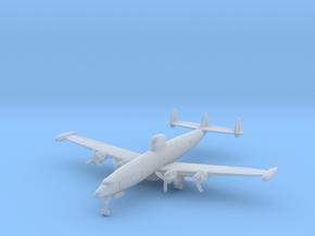 EC-121 w/gear (CW) in Smooth Fine Detail Plastic: 1:500