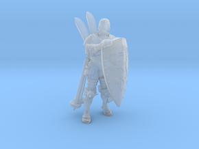 Knight Of Norway in Smooth Fine Detail Plastic