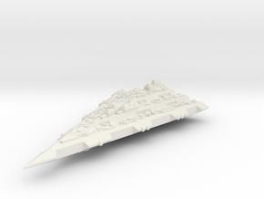 GDH:D305 Delta Series Dreadnought in White Natural Versatile Plastic