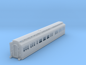 0-148fs-lswr-d1319-dining-saloon-coach-1 in Smooth Fine Detail Plastic