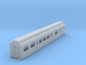0-148fs-lswr-d1869-dining-saloon-coach-1 in Smooth Fine Detail Plastic