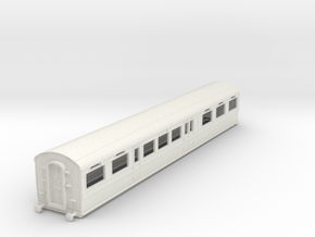 0-76-lswr-sr-conv-d1869-dining-saloon-coach-1 in White Natural Versatile Plastic