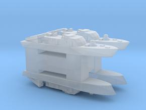 Thondor / Tondar x4 1:6000 in Smooth Fine Detail Plastic