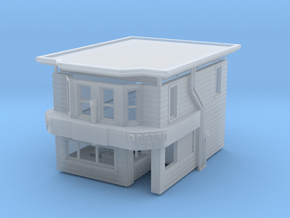 'N Scale' - Lobster Pot Restaurant in Smooth Fine Detail Plastic