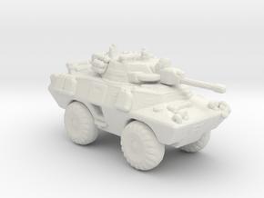 LAV 150 160 scale in White Natural Versatile Plastic
