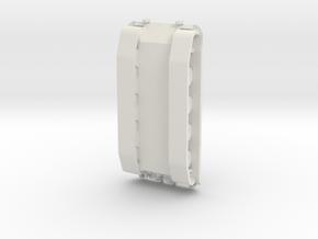 E-100 chassis 1/48 in White Natural Versatile Plastic