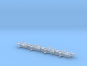 A6M2-N (WW2) in Smooth Fine Detail Plastic: 1:700