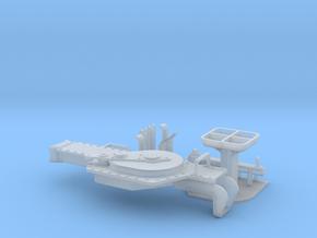 1:12 German ww2 20 ton jack (w/brackets) in Smooth Fine Detail Plastic