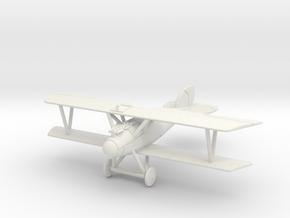 GWA18 Albatros DVa (1/144) in White Natural Versatile Plastic