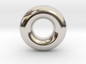 Torus NEW Money for the NEW Millenium  in Platinum