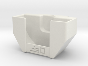 Picatinny Carrier Pouch Type I for Blitz Mag(s) in White Natural Versatile Plastic