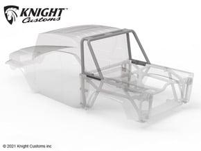 KCVP1009 Phoenix Rear cage hoop in Black Natural Versatile Plastic