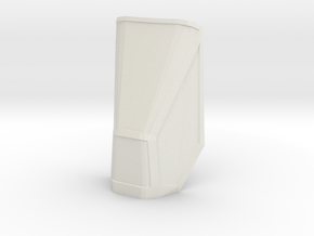 ViperMK2_Canopy in White Natural Versatile Plastic