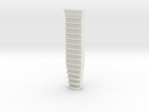 pur handle mold rev 4 M in White Natural Versatile Plastic