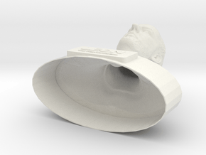 Jean Reno as Leon in White Natural Versatile Plastic