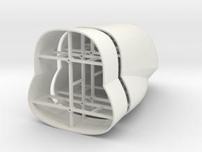 master canopy in White Natural Versatile Plastic
