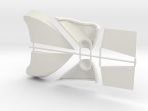 2 of 6 (auto Gyro) in White Natural Versatile Plastic
