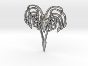 Design in Natural Silver