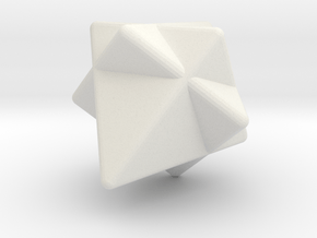 d8 fusion blank in White Natural Versatile Plastic