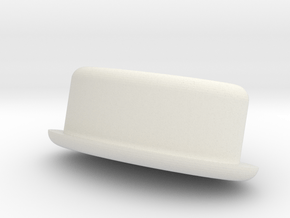 Tasto in White Natural Versatile Plastic