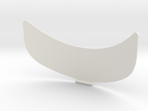 Rev 2 in White Natural Versatile Plastic