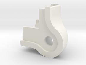angolo dx in White Natural Versatile Plastic
