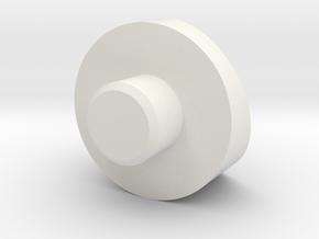 tappo in White Natural Versatile Plastic