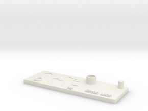 s28 in White Natural Versatile Plastic