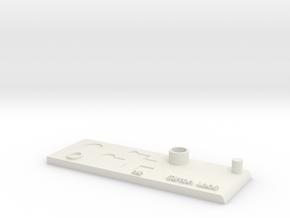 s29 in White Natural Versatile Plastic