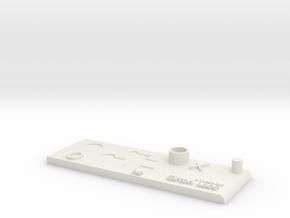 s30 in White Natural Versatile Plastic