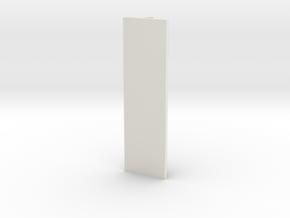 ikea-curtainrail-extender in White Natural Versatile Plastic