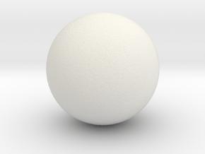 test 2 in White Natural Versatile Plastic