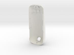 Bottom in White Natural Versatile Plastic