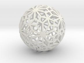 o15 in White Natural Versatile Plastic
